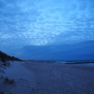 Morgenstimmung am Strand in Dierhagen, Fischland-Darß