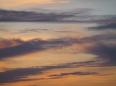 Himmelskunst - Wunderschön beleuchtete Wolkenformationen