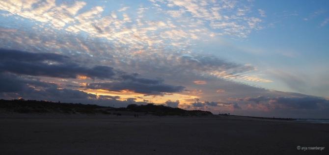 Strandsonnenuntergang