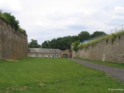 Festung Ehrenbreitstein Hauptgraben