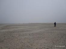 Aufgeschüttete Düne in Cadzand 2010